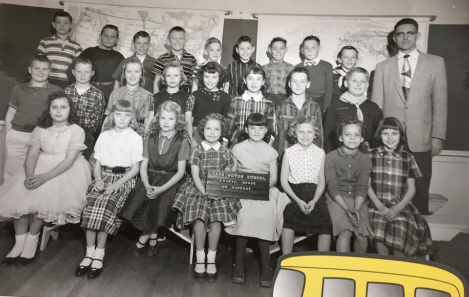 1957-1958 Ms. Durrant - Grade 4