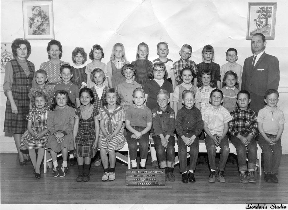 1965-1965 Mrs. Miller - Grade 1