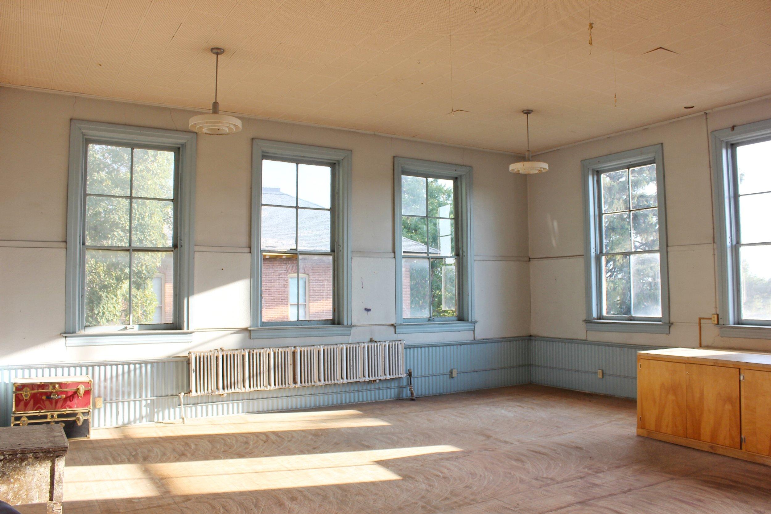 Southwest Blue Room