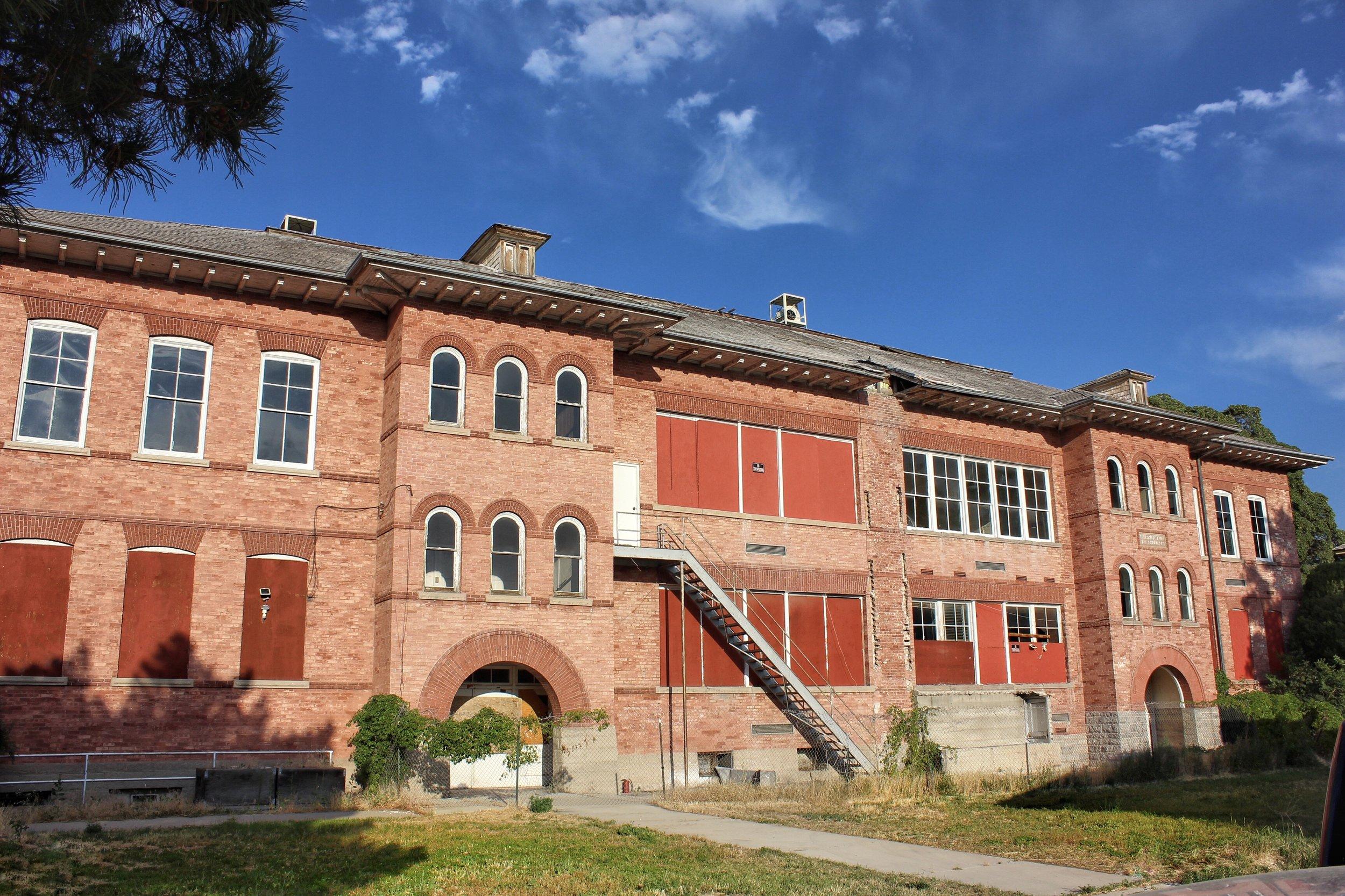 West Facing Harrington School