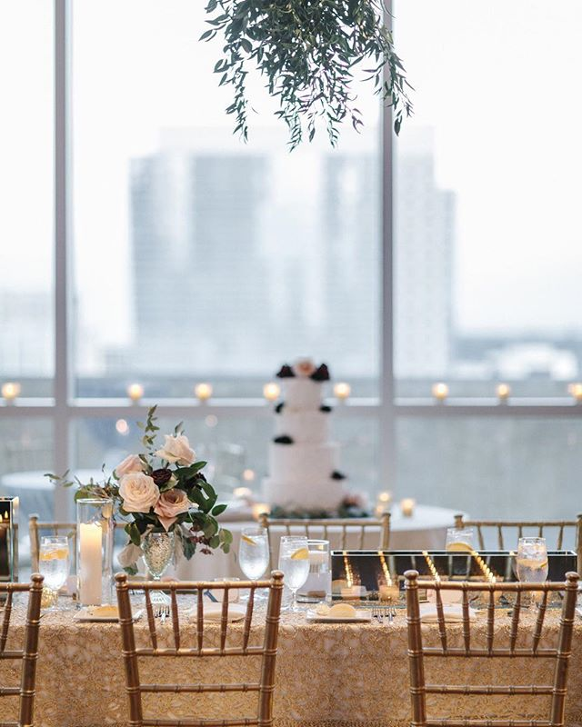 📷 by @theallisonkuhn • We loved seeing our beloved @themintmuseum transformed into the Jordan HQ for @nbaallstar weekend. It's one of our favorite venues to transform, too! • This rad shot in the Silverman Grand Room from Sarah and Eric's wedding showcases some fun Fête design elements! #CharlotteFeteWeddings • Rentals @cluxinc, @nuagedesignsinc Floral @newcreationsflowersclt Cake @nonas_sweets • • • • • #mintmuseumwedding #mintmuseumuptown #charlottewedding #charlottefete #urbanwedding #weddingdesign #greenery #citywedding #cityscape #exploreclt #charlotteagenda #qcexclusive #scoopclt #realweddinginspo #caratsandcake #goldwedding #carolinabride #design #charlotteblogger #weddinggoals #dreamwedding #southernwedding #queencity #designdetails