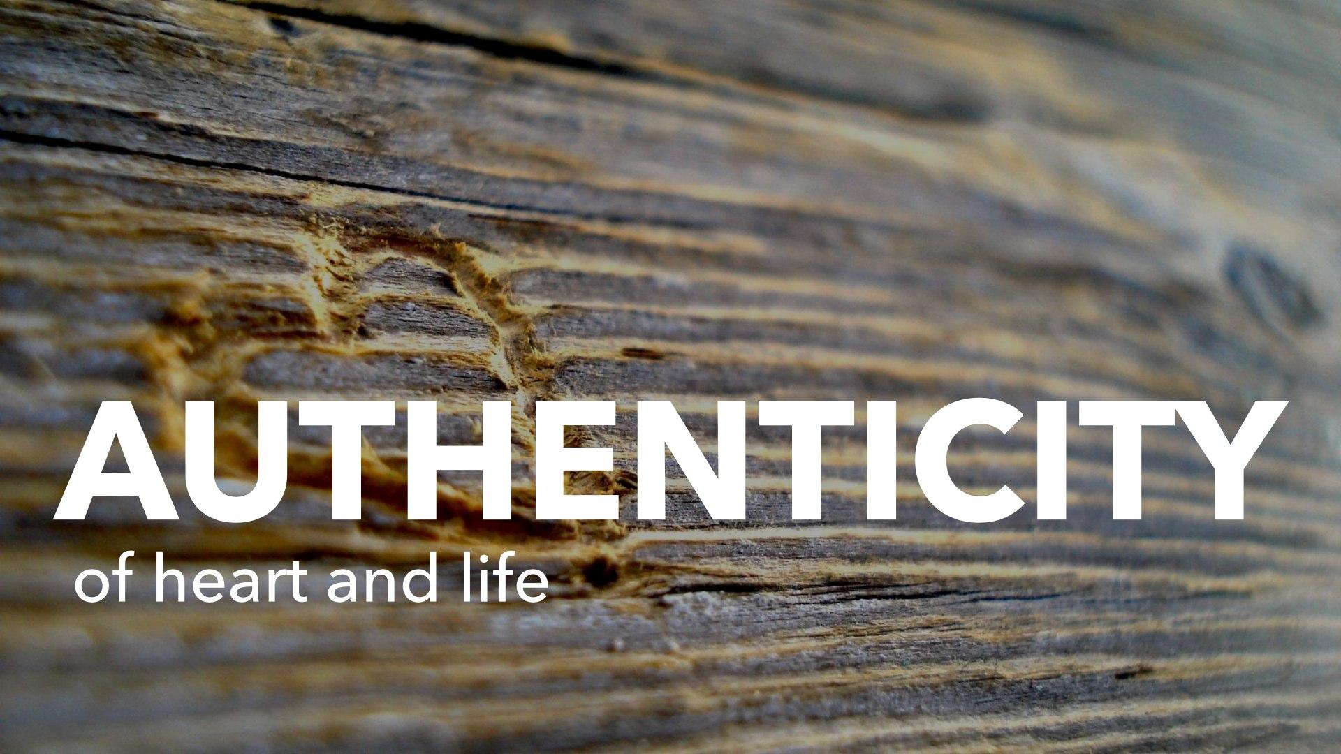 Authentic Truth—11 Characteristic Quiz