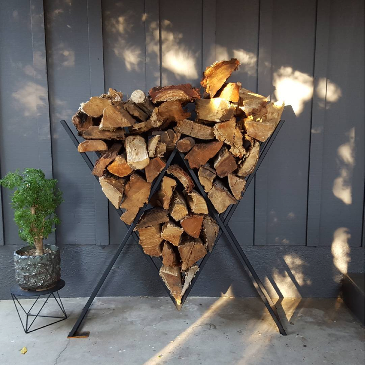Fire Wood Rack