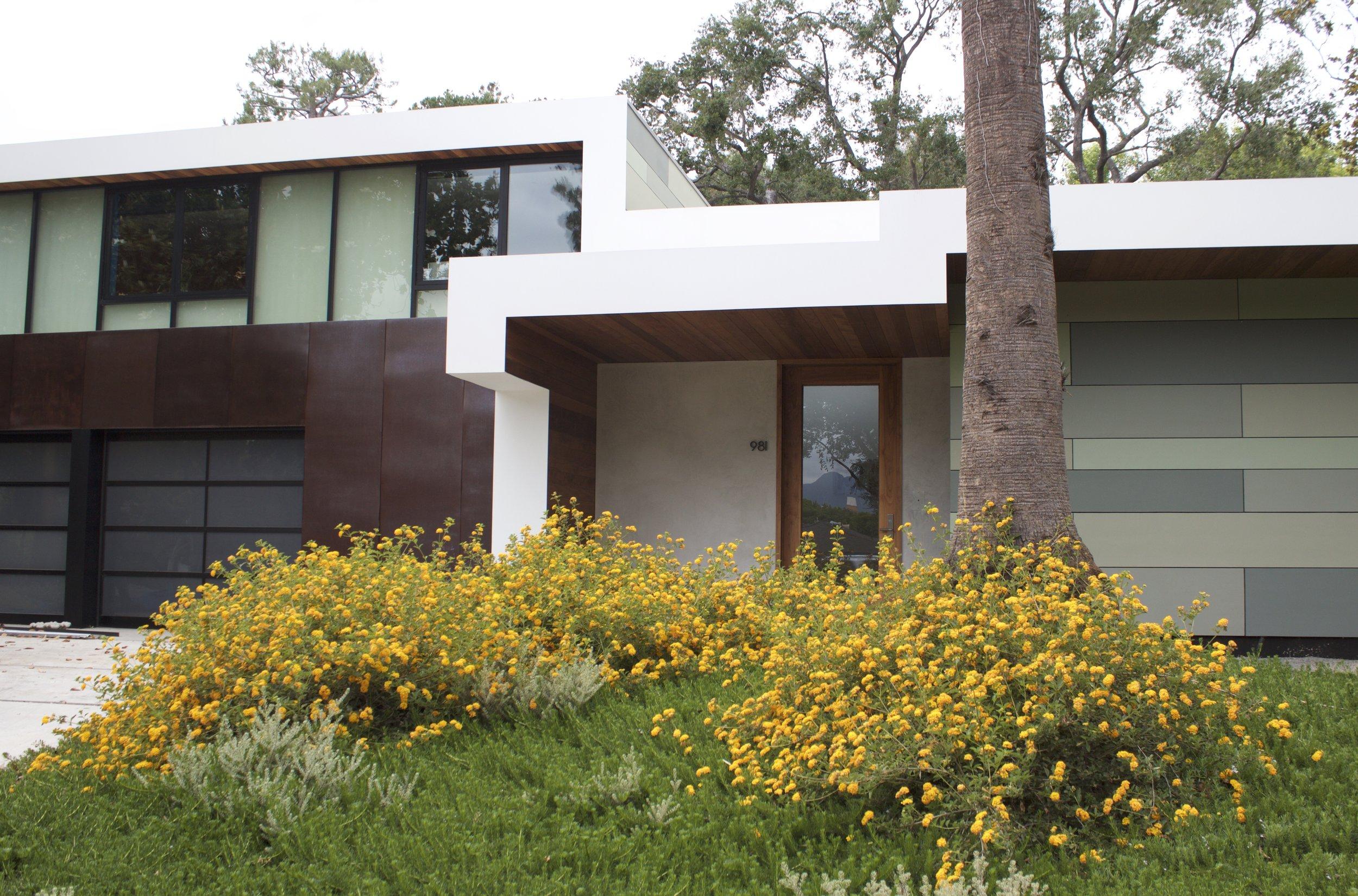 Exterior Steel Panels