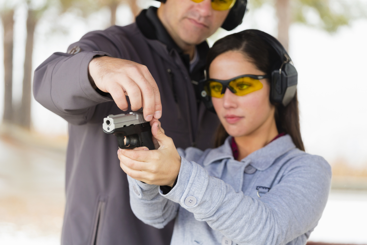 Restricted Firearms Safety Course — Safety Services Nova Scotia