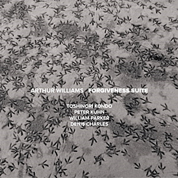 """Fantastic news that the lost broadcast of  """"The Forgiveness Suite""""  by Arthur Williams has been located and released by NoBusiness Records. It was the sister session to """"Livin' Right"""" and features the same personnel: Toshinori Kindo (tp) William Parker (bs), Denis Charles (drm), myself on bass clarinet and Arthur on trumpet and compositions. This is Arthur's only album as leader. He was a good friend, poet, composer and player. It's a shame more of his music wasn't documented, he is remembered and missed."""
