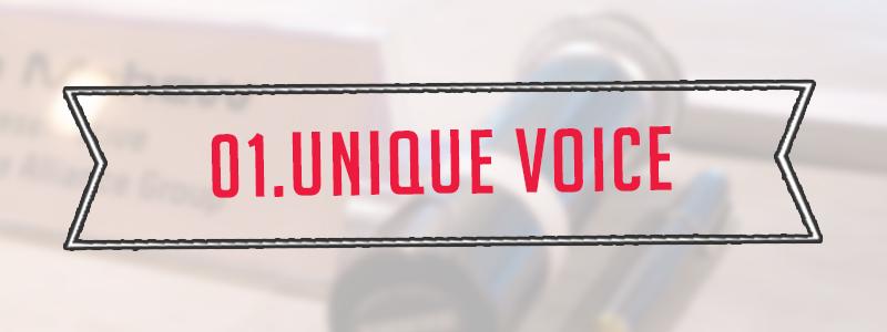 Step 1:Create a Unique Voice