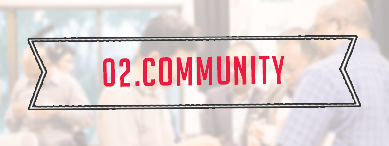 Step 2:Join a video community