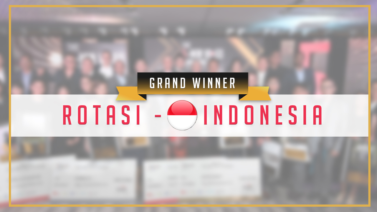 "Indonesia's ""Rotasi"" Big Winner at The 5-Min Video Challenge"