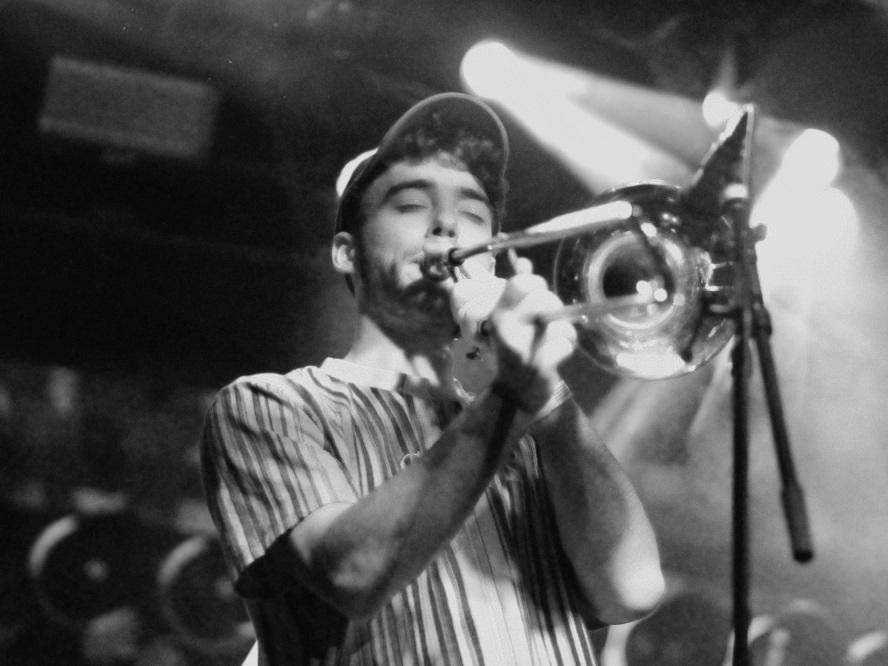 Johnny Carlson  Trombone