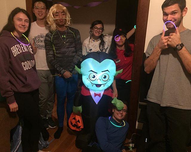 Halloween Party! 🎃👻