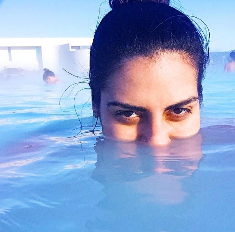 Blue Lagoon chillin'