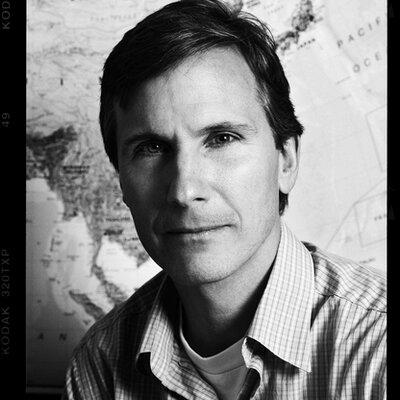Journalist John Pomfret