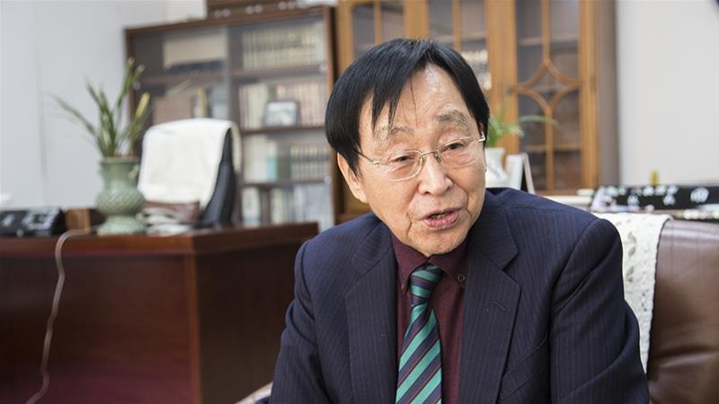 Nam Gyu Hyeong doubts he will ever be able to go back to his hometown in North Korea [Faras Ghani/Al Jazeera]