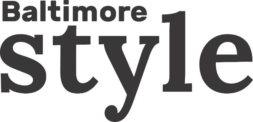 Thanks to our media sponsor, Baltimore Style Magazine!