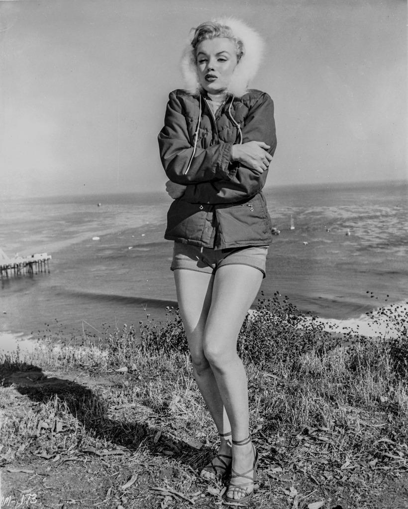 losetheboyfriend :     Marilyn Monroe (1949)