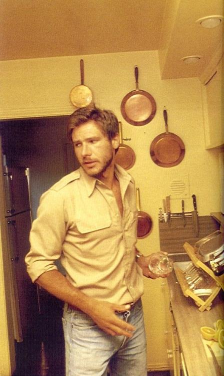 supermodelgif :     Harrison Ford, 1978