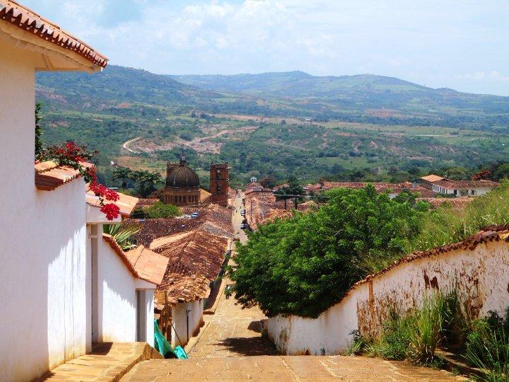 Colonial villages north of Bogota - cjG.
