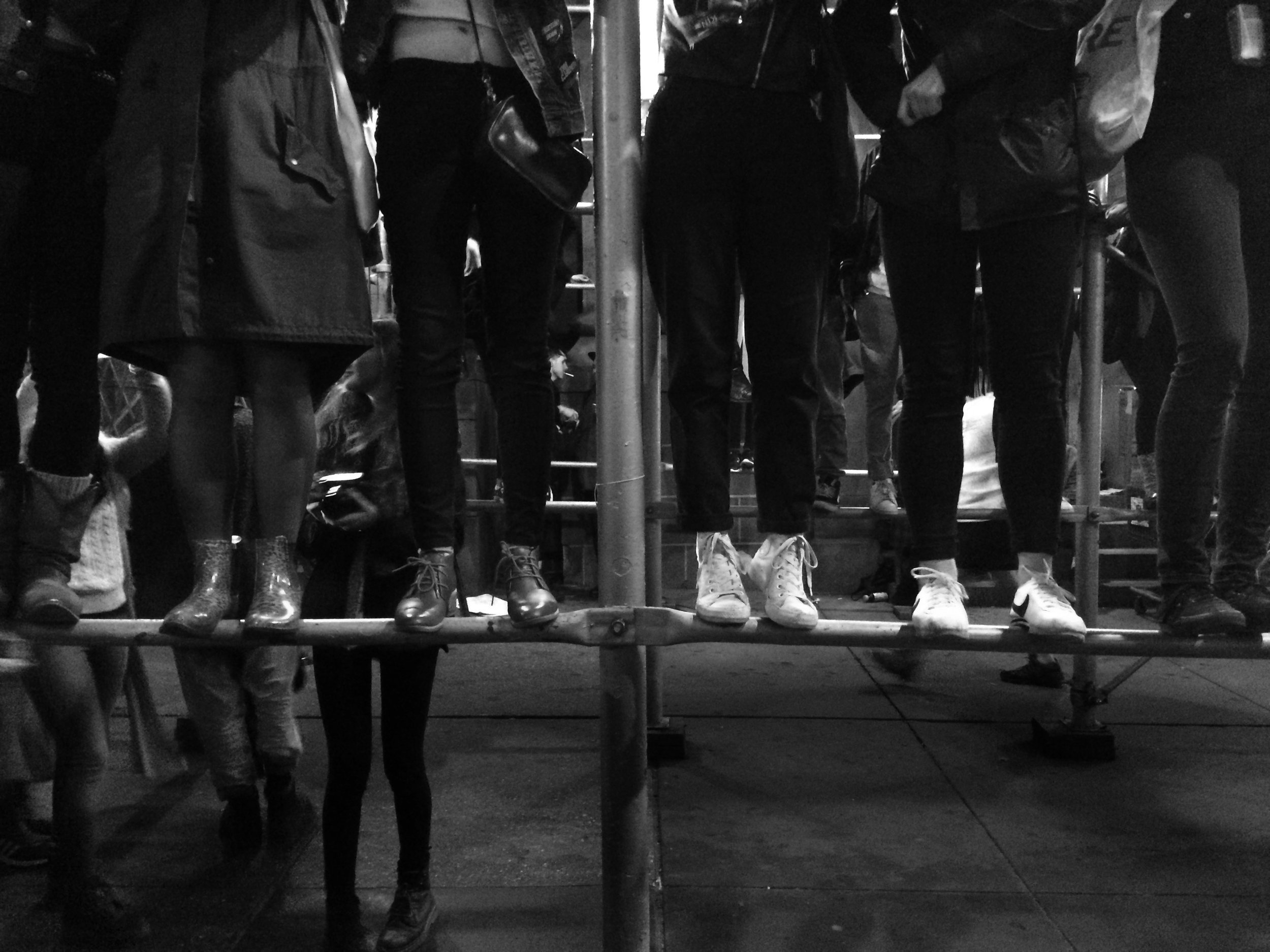 Women standing tall against Trump