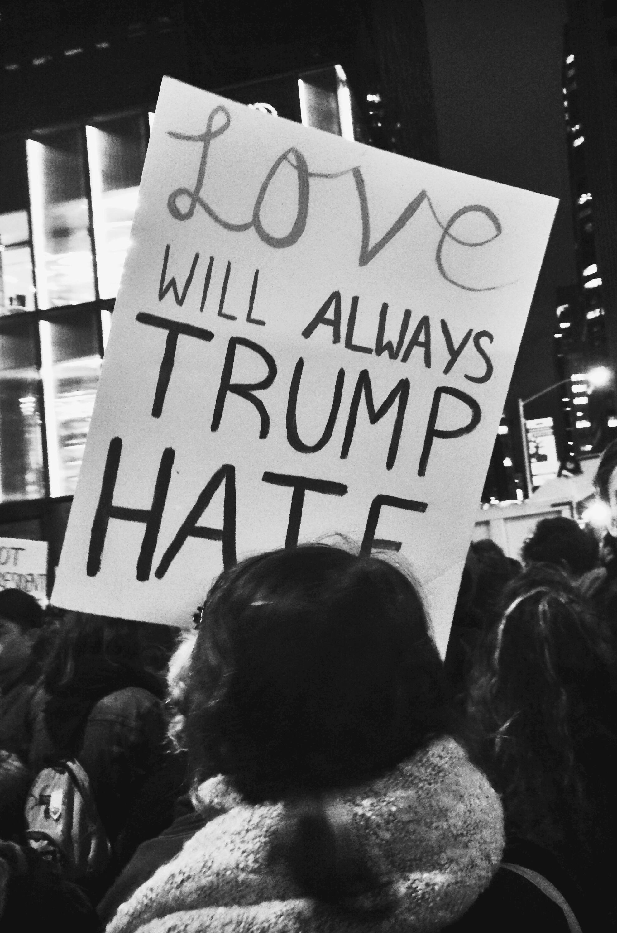 Love will always win
