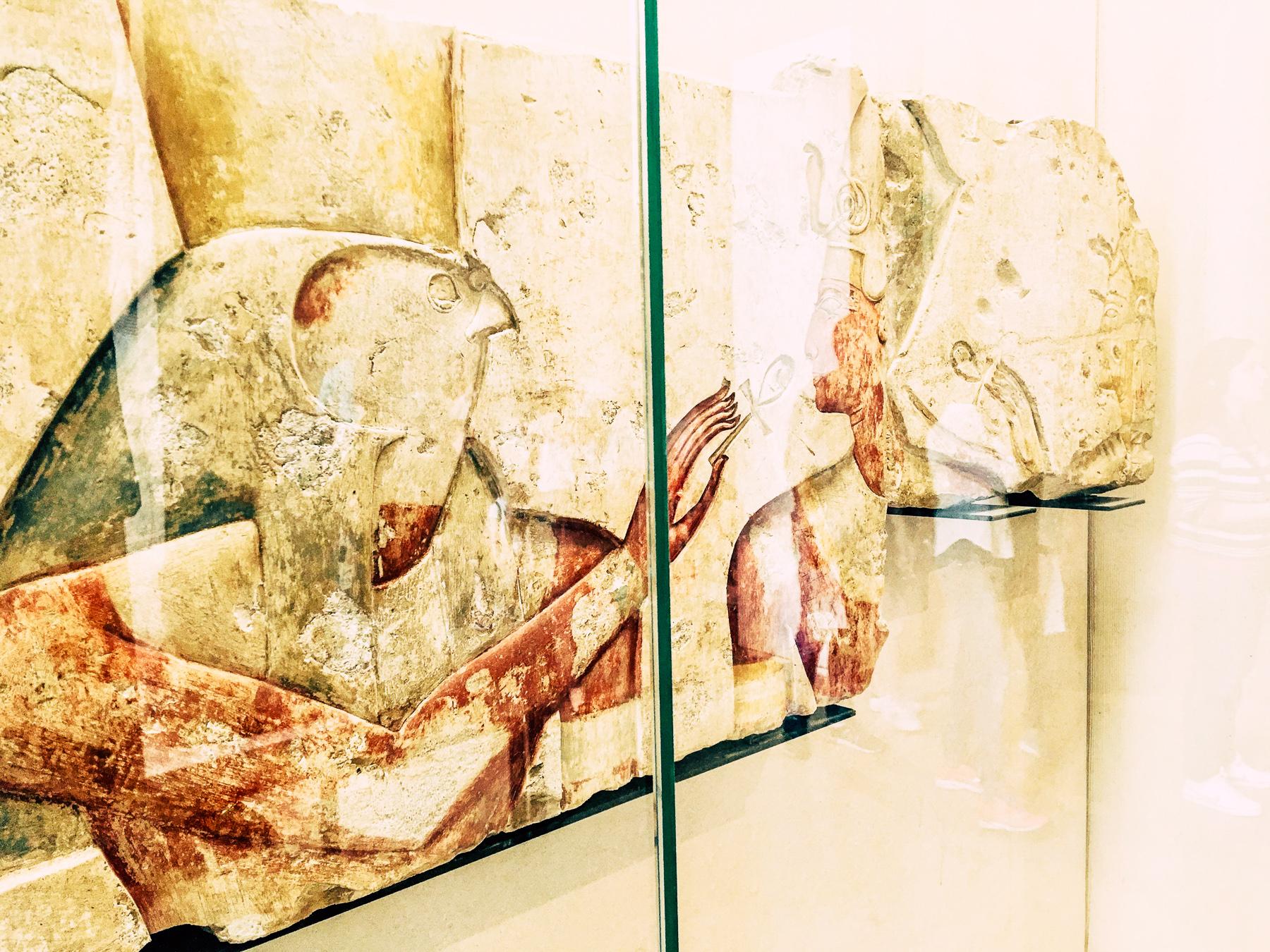 Horus and Osiris