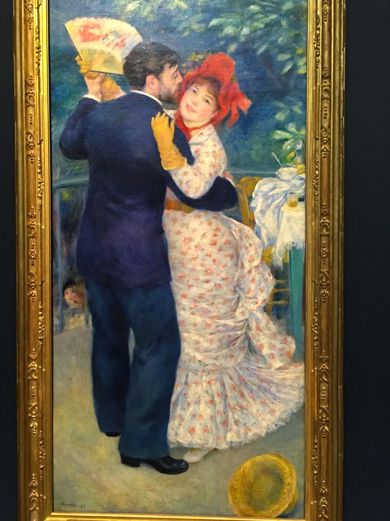 Renoir lady
