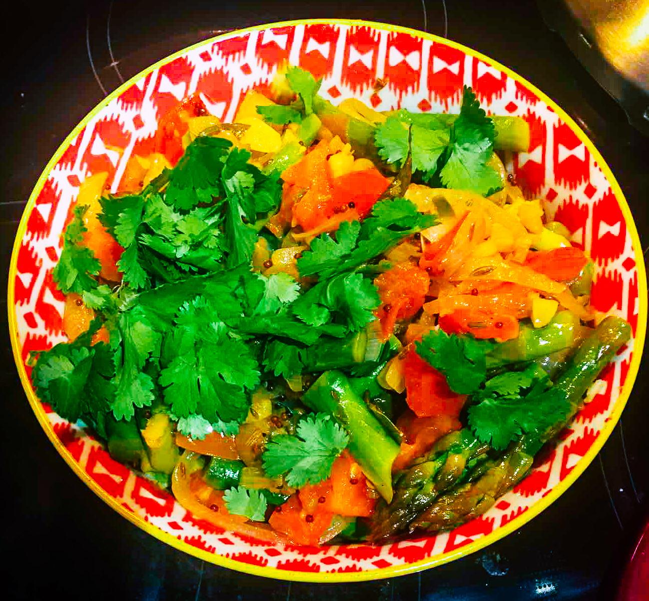 asparagus poriyal2