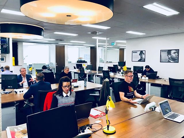 Atomic Sky's TechHub expands with Liberty for upmarket coworking & incubation spaces in Perth CBD. @cityofperth