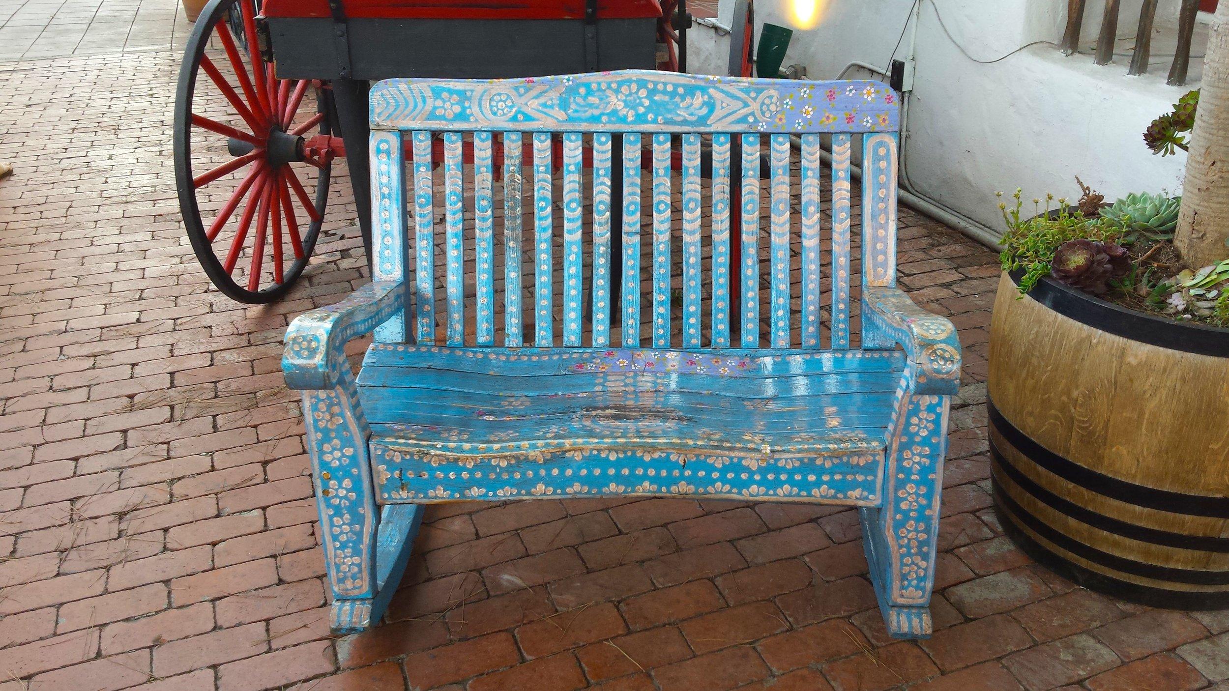A Brief Look At Mexican Furniture Mezcla Designs