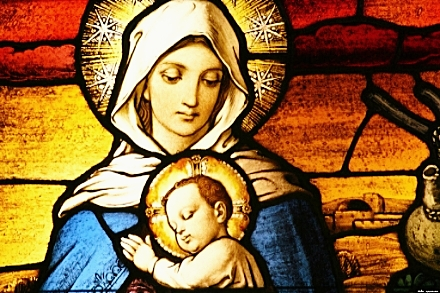 Hail Mary full of Grace, the Lord is with thee. Blessed are thou among women and blessed is the fruit of thy womb Jesus. Holy Mary Mother of God, pray for us sinners now and at the hour of our death Amen.