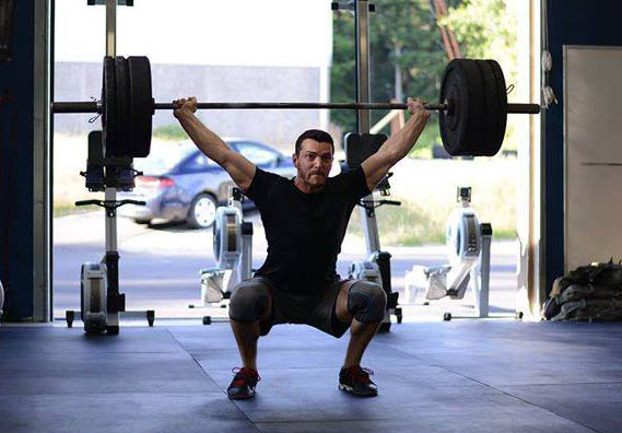 Narrows Crossfit Olympic Lifting Classes