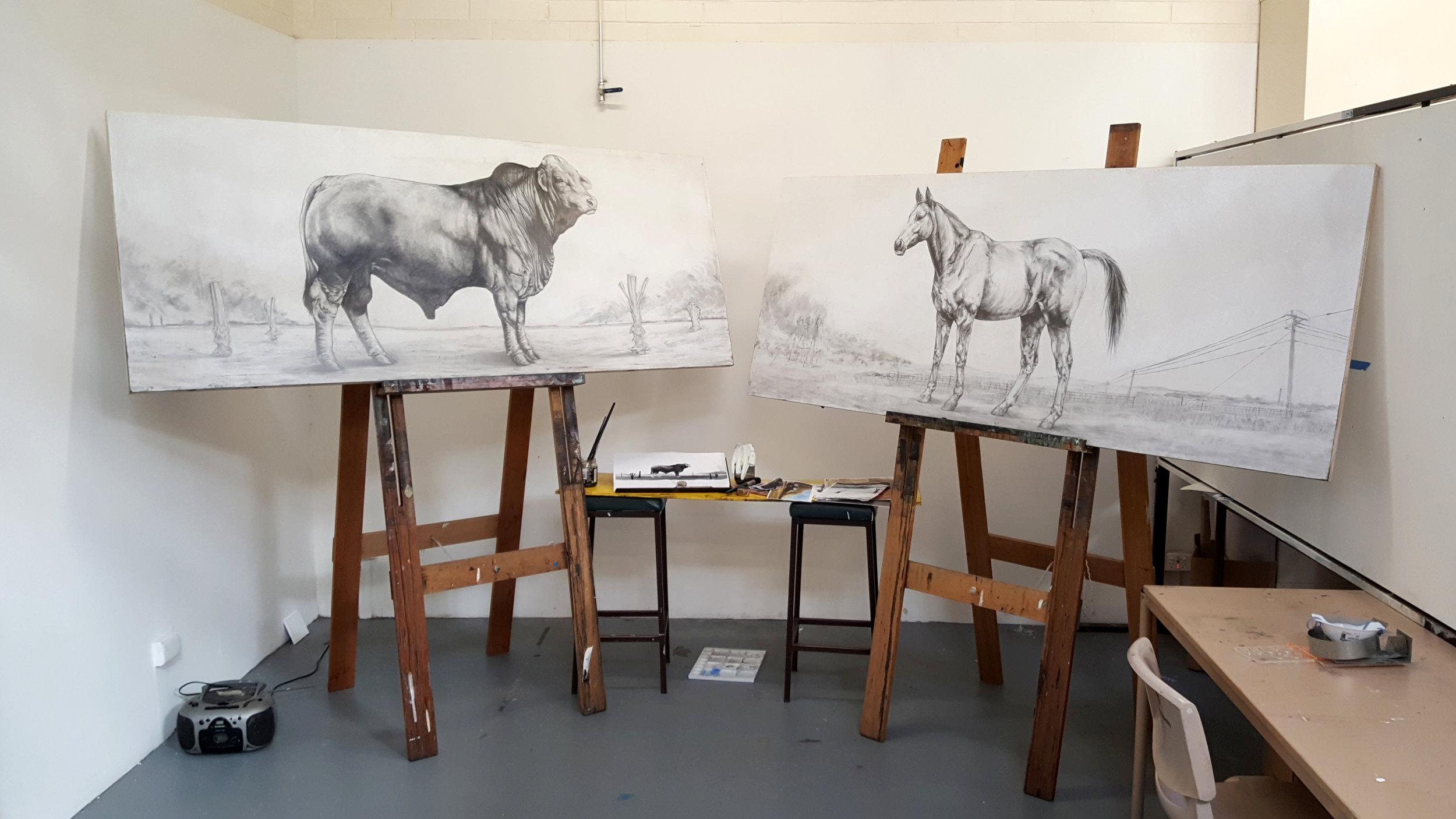 Studio: Work in Progress.