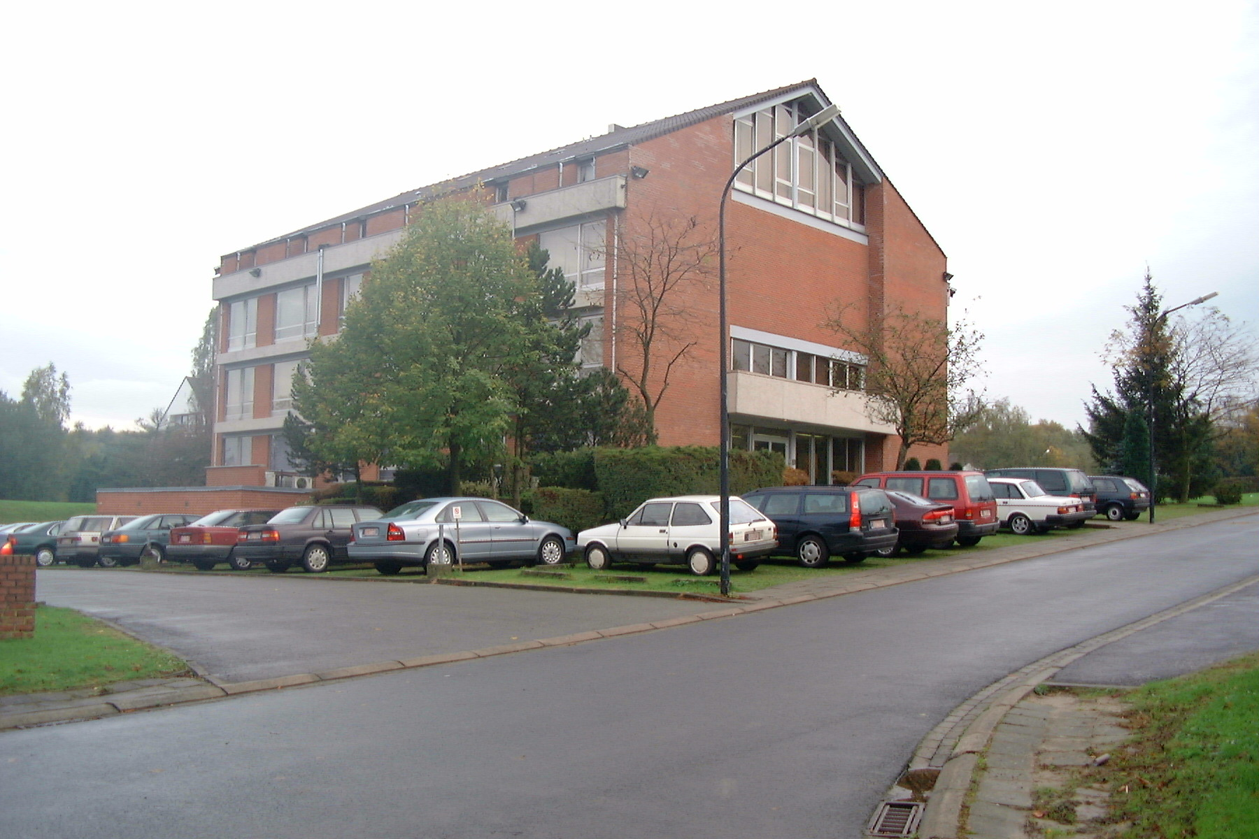 IMM Facility in Brussels, Belgium