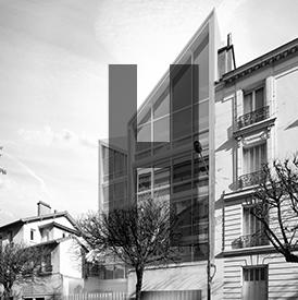 2017  3 Logements, Issy les Moulineaux