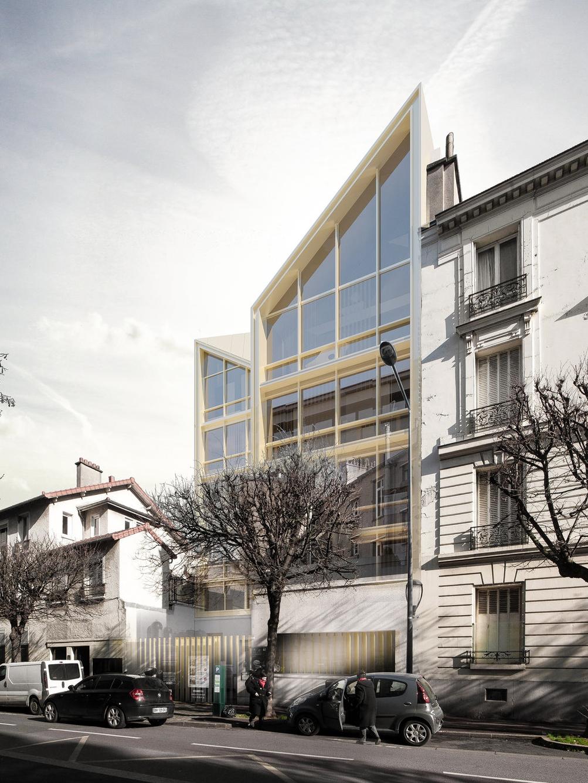 2017 3 LogementsIssy les Moulineaux#Habiter -
