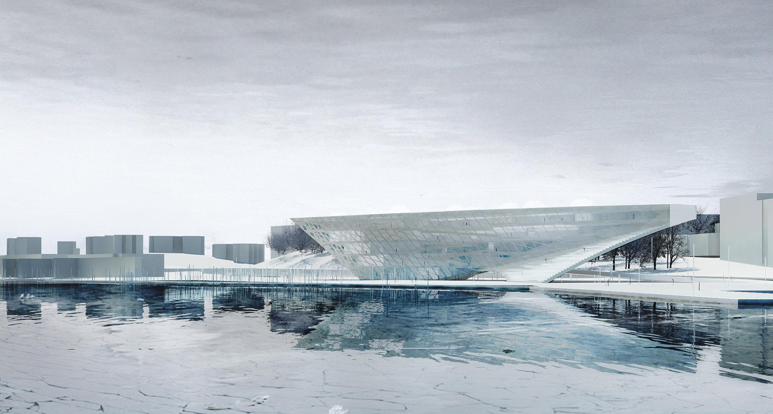 2015 Le GuggenheimHelsinki#Vivre -