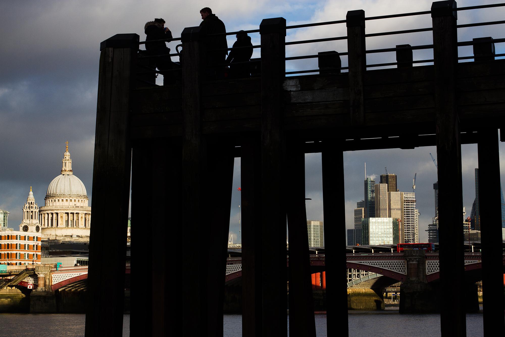 # LONDON -