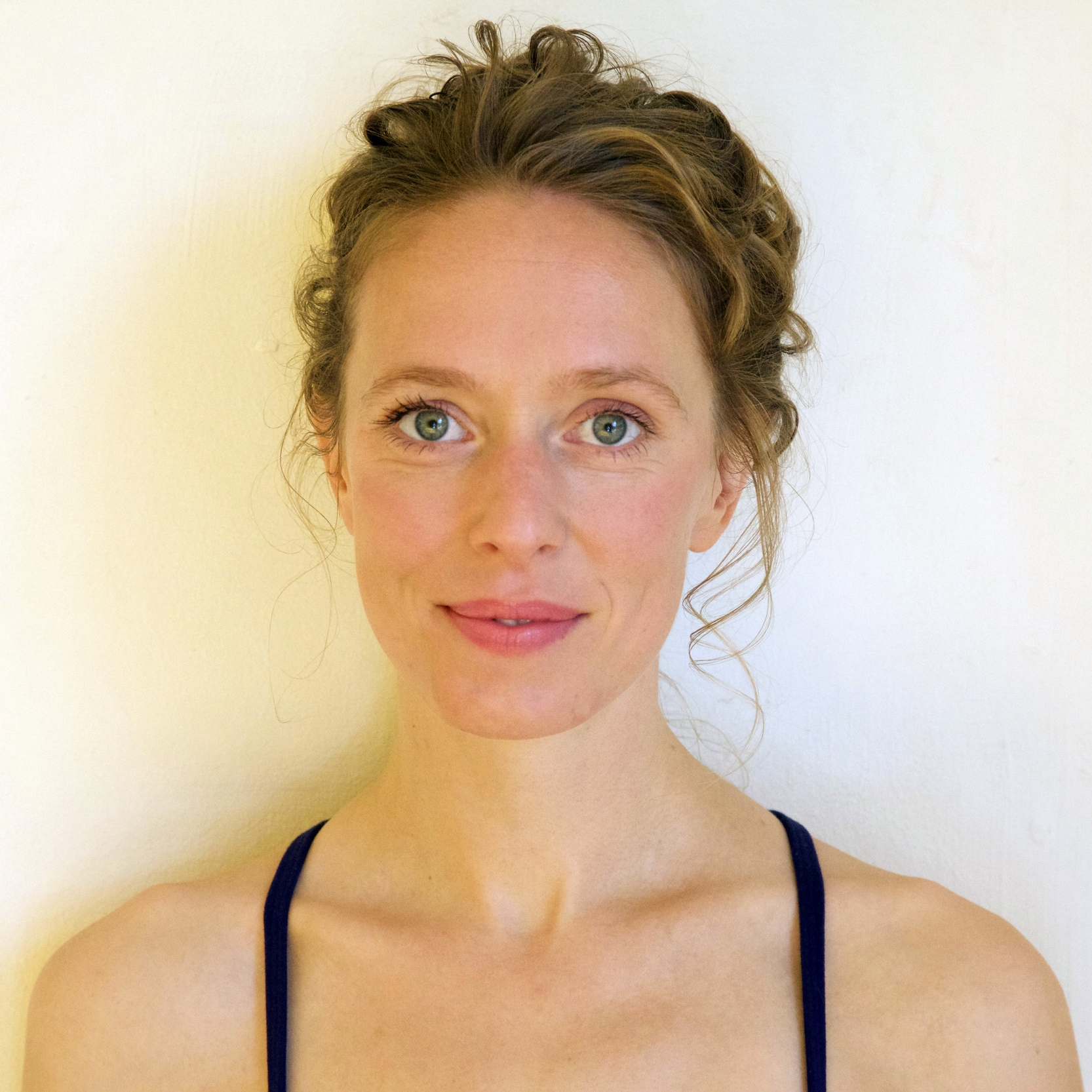 """Janet McInnes  Founder of Leith Yoga and Lead Teacher  Janet McInnes is a Level 3 Certified Forrest Yoga Teacher who has completed the Forrest Yoga Foundation and Advanced Teacher Trainings with Ana Forrest. Janet has assisted Ana Forrest and Guardian teachers Jambo Truong and Sandra Robinson.  She is studying Yin Yoga with Josh Summers and in 2018 completed a training in the Poppy Perinatal approach to further support Pre and Postnatal students.  A warm and inclusive teacher, Janet is dedicated to her ongoing development as a yoga teacher and bodyworker and is passionate about sharing the healing benefits of Yoga with her community.  """"Forrest Yoga is not the answer, to me, Forrest Yoga is the ritual of connecting to self in a profound way, from where a flood of questions arise about how we want to feel, how we want our lives to be and how we want to be in our relationships. This practice brings clarity into our lives and the strength to make the evolutions we desire. And, breathing deeply, sweating and playing upside down sure is an exhilarating way to spend time together in a group."""""""