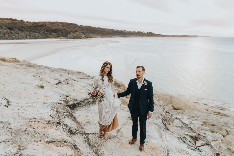 Best Brisbane wedding photographer | stradbroke island
