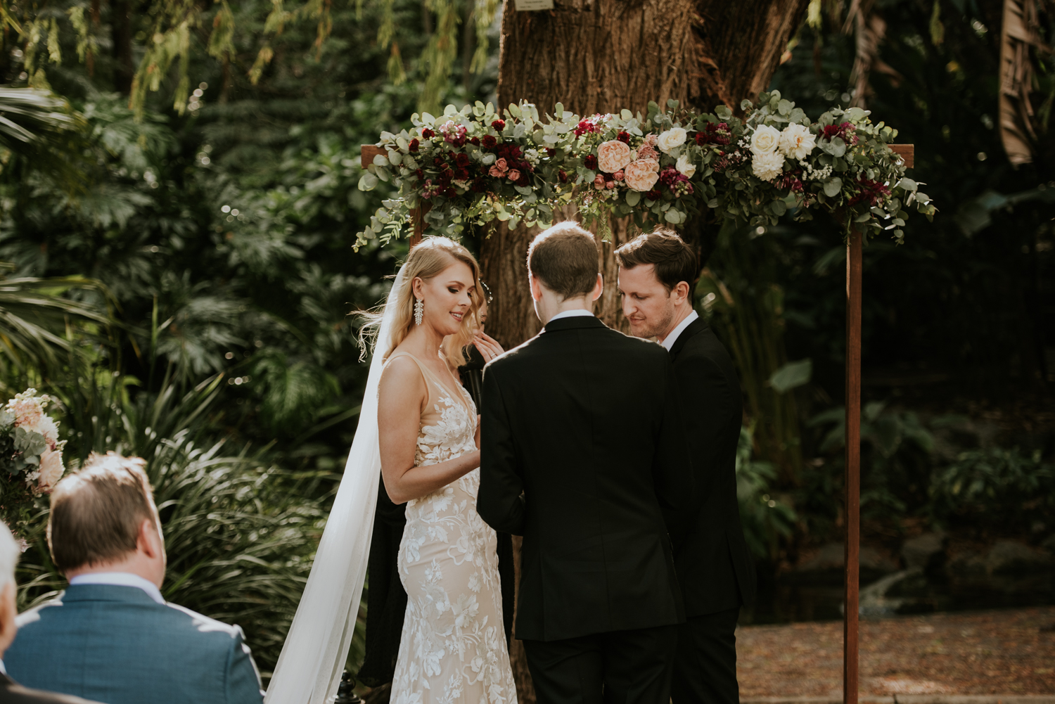 Brisbane Wedding Photographer | Engagement-Elopement Photography | Factory51-City Botantic Gardens Wedding-34.jpg