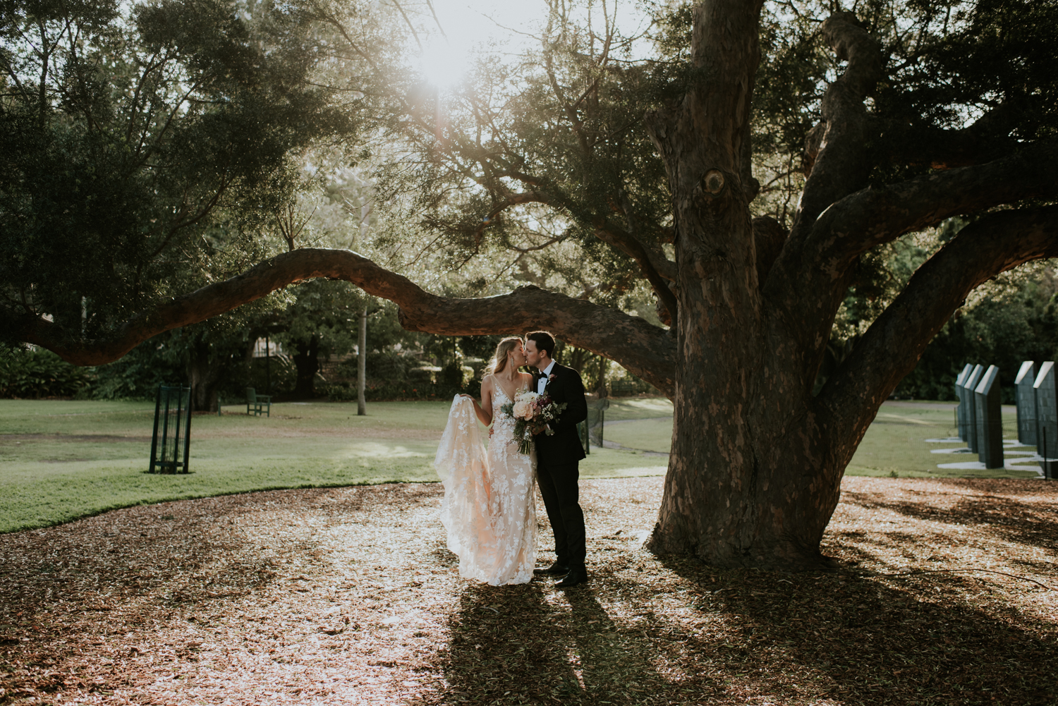 Brisbane Wedding Photographer | Engagement-Elopement Photography | Factory51-City Botantic Gardens Wedding-46.jpg