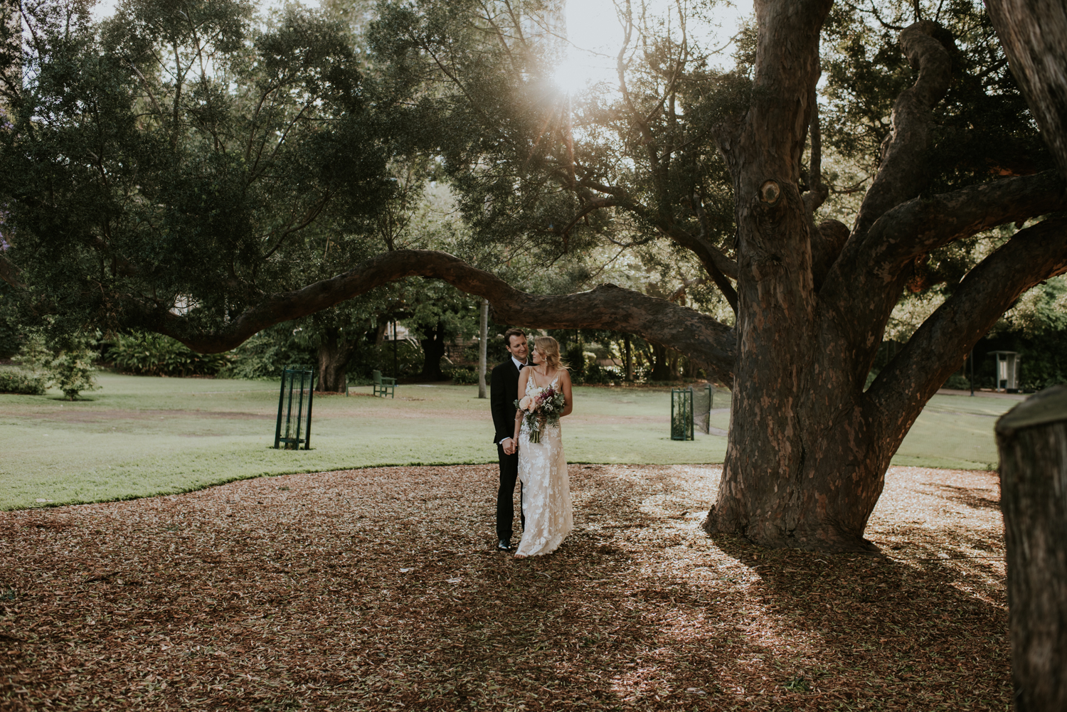 Brisbane Wedding Photographer | Engagement-Elopement Photography | Factory51-City Botantic Gardens Wedding-49.jpg