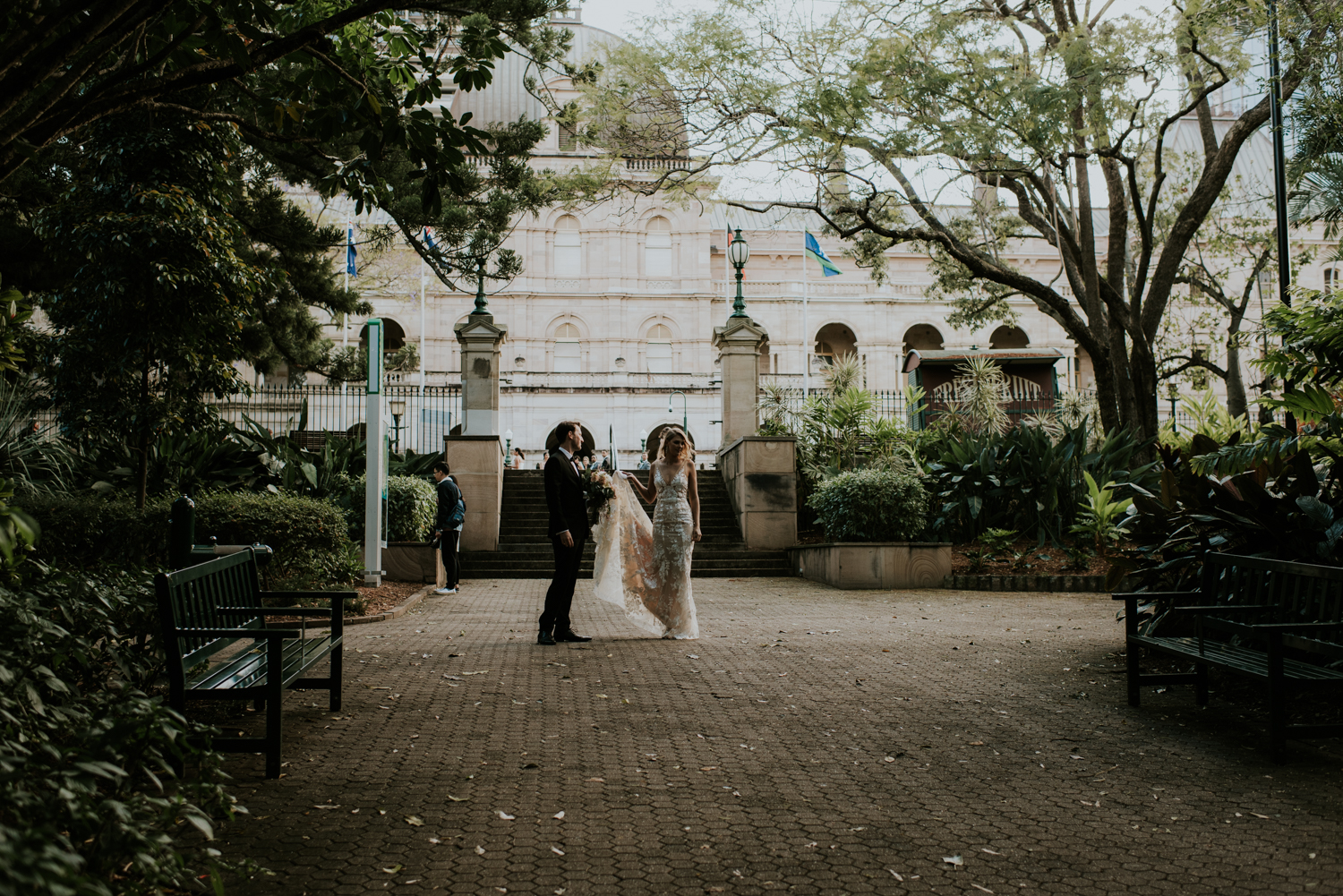 Brisbane Wedding Photographer | Engagement-Elopement Photography | Factory51-City Botantic Gardens Wedding-52.jpg