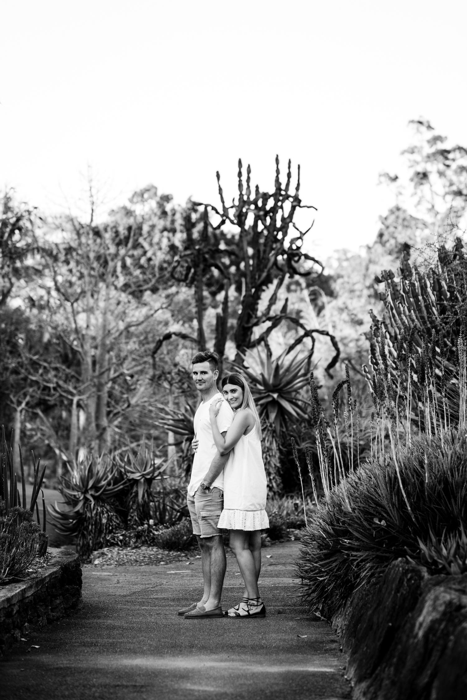 Brisbane Wedding Photographer | Engagement-Elopement Photography Botanical Gardens-20.jpg