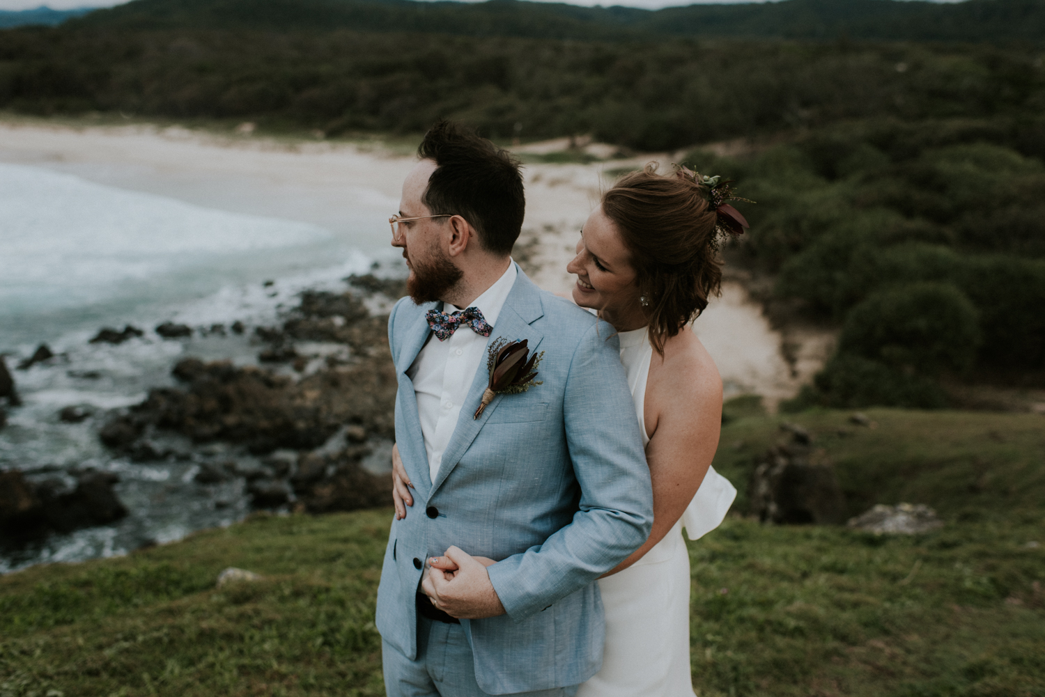 Brisbane Wedding Photographer | Tweed Coast Elopement Photography-70.jpg