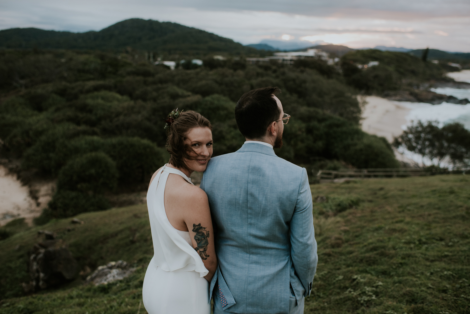Brisbane Wedding Photographer | Tweed Coast Elopement Photography-77.jpg