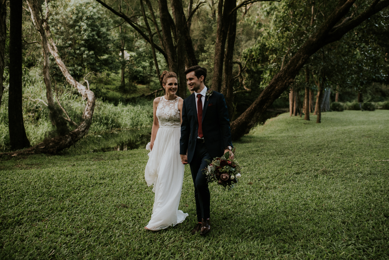 Brisbane Wedding Photographer | Bundaleer Rainforest Gardens Elopement Photography-63.jpg