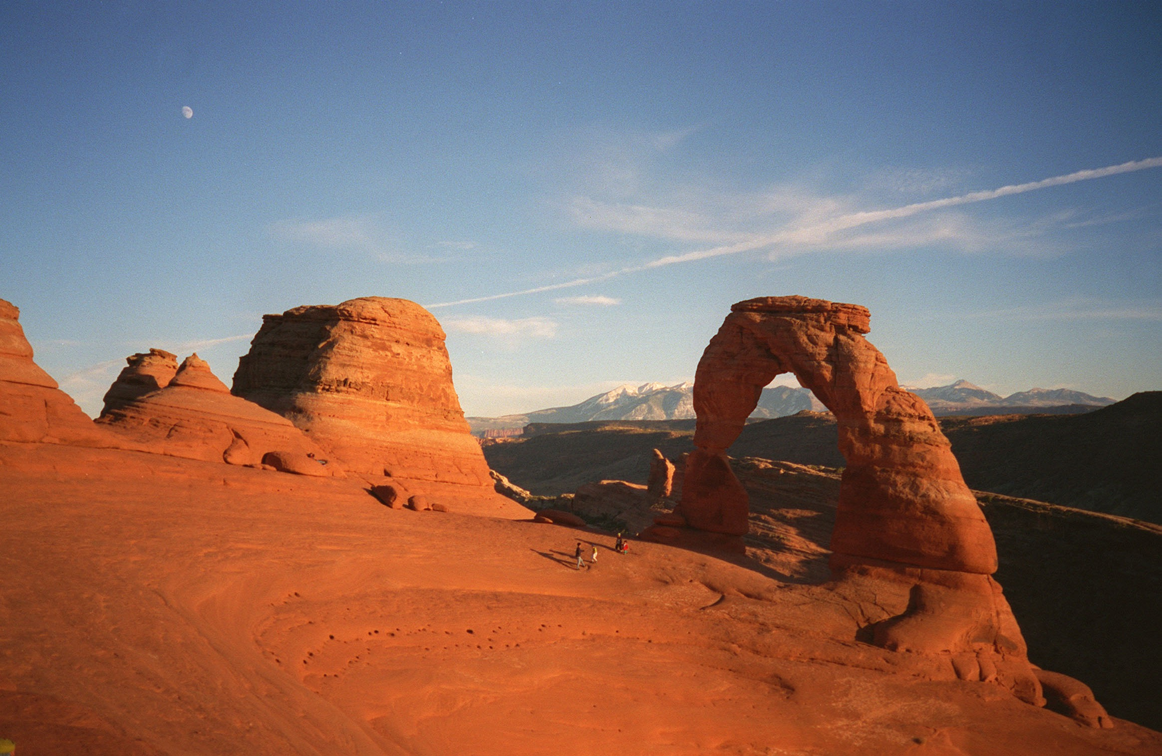 Delicate Arch, Arches National Park, Utah  (Photo by Brian Mac Intyre)