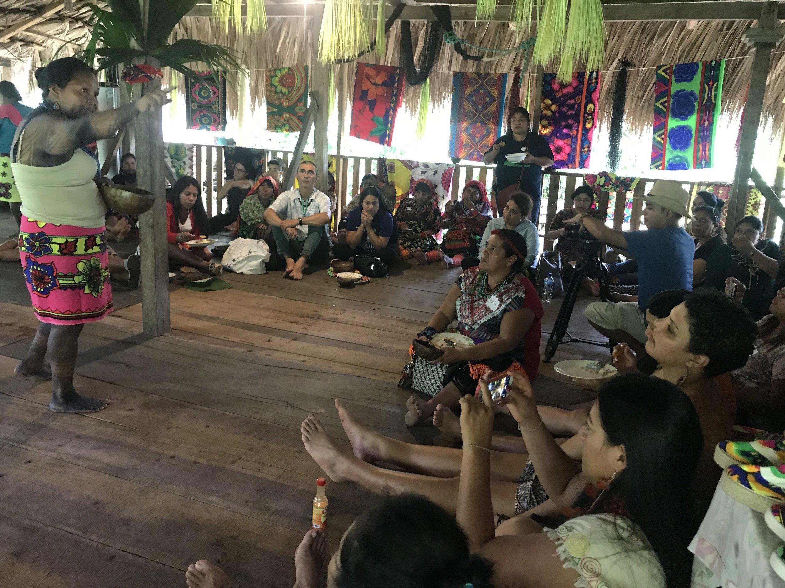 En la última década, las mujeres tuvieron un rol activo en el fortalecimiento de las organizaciones políticas y sociales indígenas