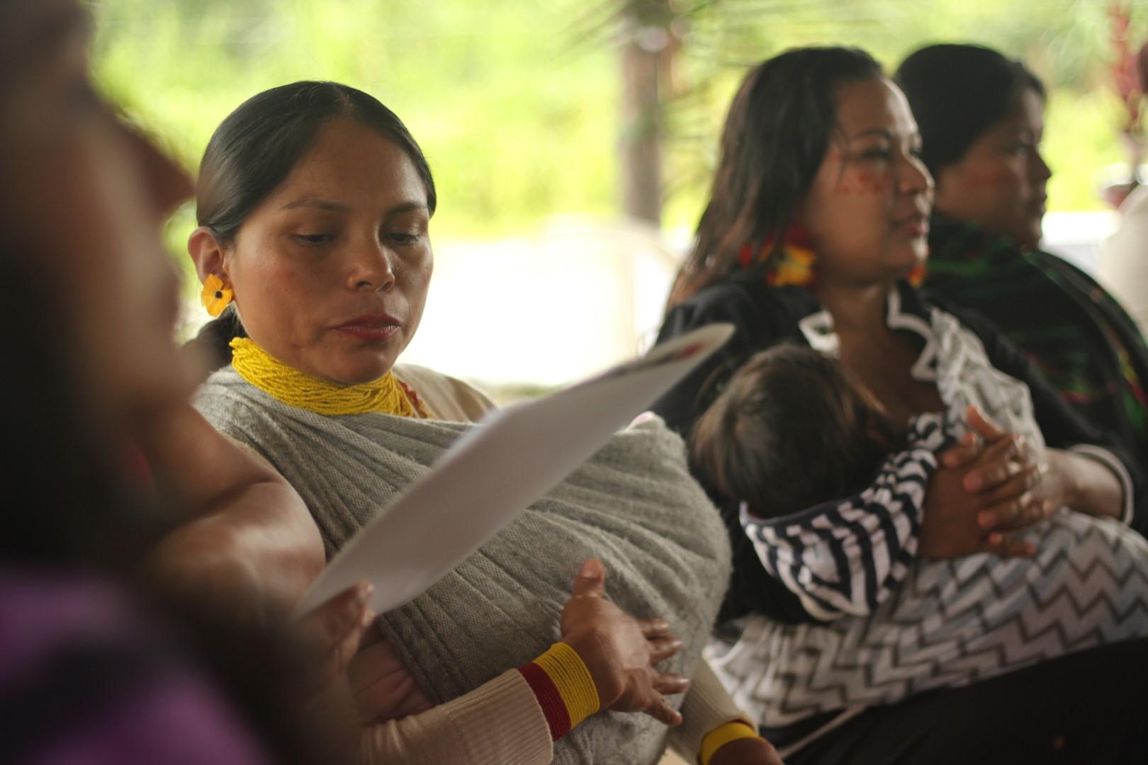 FOTO Reunicón consejo de género, mujeres y familia de COICA (6) (Large).JPG